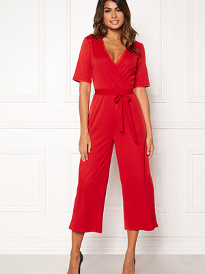 Pieces Duna 2/4 Cropped Jumpsuit