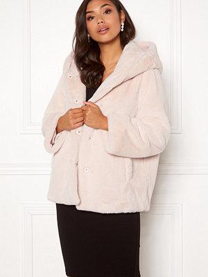 Bubbleroom Molly faux fur jacket