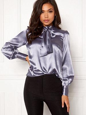 Bubbleroom Molly bow blouse