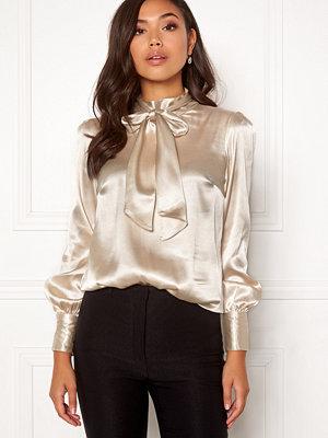 Bubbleroom Molly bow blouse