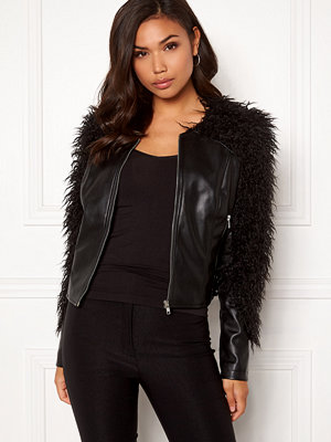 Bubbleroom Molly PU jacket