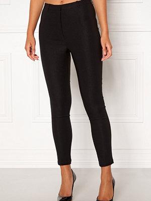 Bubbleroom svarta byxor Molly suit trousers