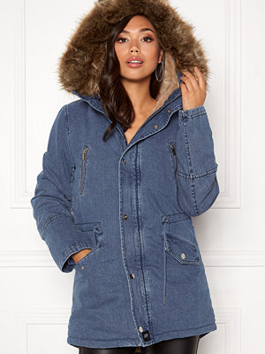 Sixth June Parkas Denim Jacket
