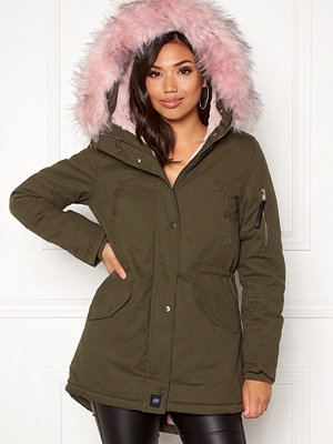 Sixth June Parkas Faux Fur Hood Jkt