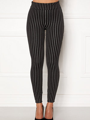 Happy Holly Ditte pin-stripe leggings
