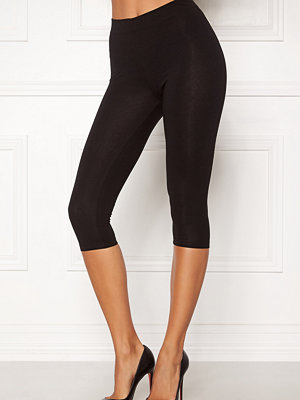 Happy Holly Sofia capri leggings Black