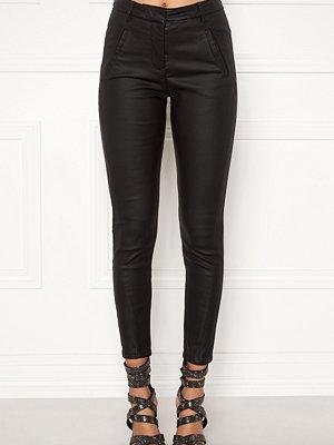 Vero Moda svarta byxor Victoria NW Antifit Coate