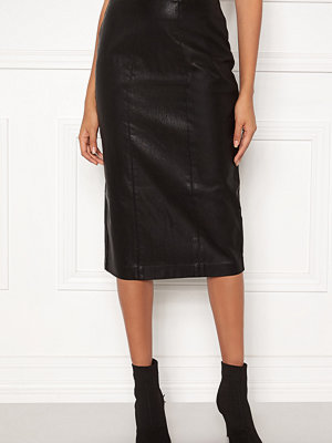New Look PU Pencil Skirt