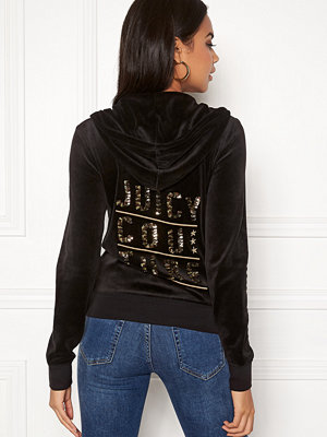 Tröjor - Juicy Couture Stack Velour Robertson Jacket
