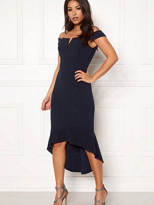 Ax Paris Bardot Fishtail Dress