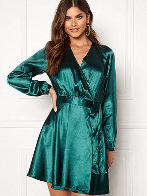 Make Way Ophelia wrapped dress