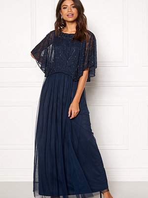 Angeleye Angel Sleeve Maxi Dress