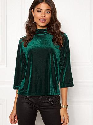 Toppar - co'couture Velvet Grove Blouse