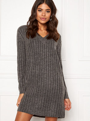 Pieces Fanni LS Long Wool Knit