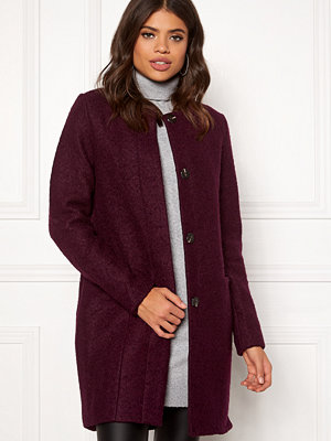 Vila Coffee Wool Coat