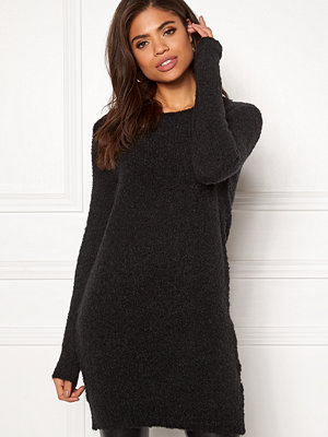Pieces Fortuna LS Wool Long Knit