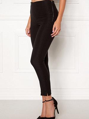 Bubbleroom svarta byxor Prisha trousers