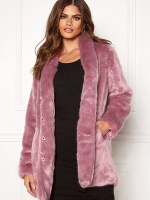 Bubbleroom Luxure faux fur coat