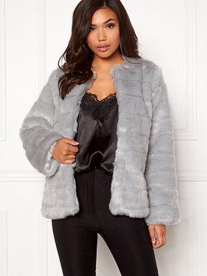 Make Way Freia faux fur jacket