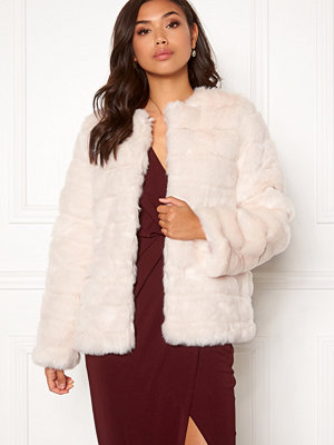 Make Way Freia faux fur jacket