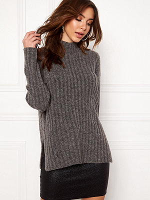 Pieces Sanni LS Wool Knit