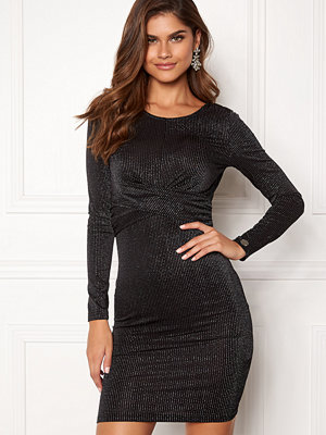 Chiara Forthi Star dress Black / Silver