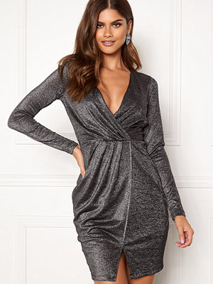 Make Way Cloette Dress Black / Silver