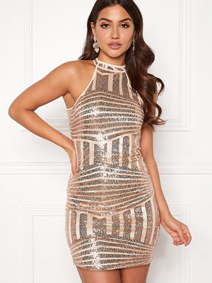 New Look Go Sequin Bodycon Dress