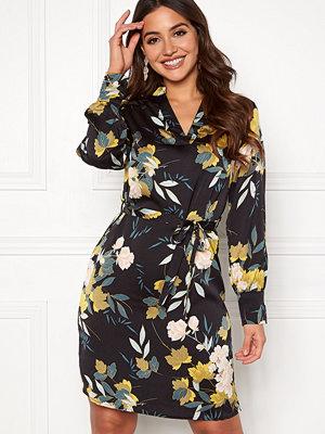 Only Faye L/S Belt Dress