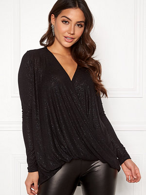 Vero Moda Mandy LS Wrap Top Boo