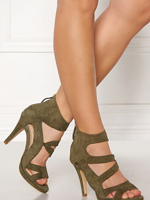 Sandaler & sandaletter - Sargossa Dare Suede Heels