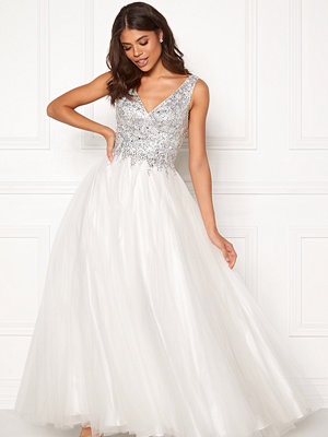 Susanna Rivieri Sparkling Tulle Dress