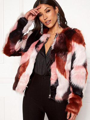 Only Jasmine Faux Fur Jacket