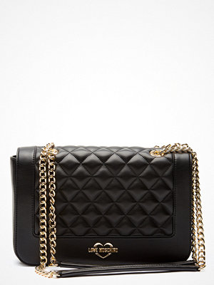 Love Moschino Quilted Big Chain Bag