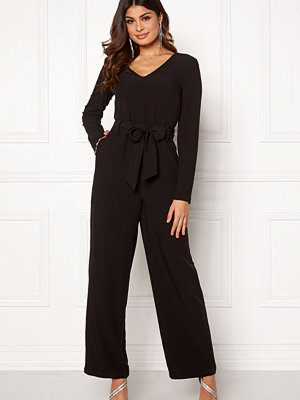 Pieces Albia LS Jumpsuit