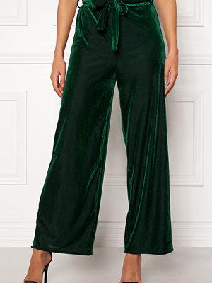 Sisters Point mörkgröna byxor Noto Pants