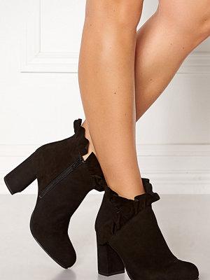 Stövlar & stövletter - Sargossa Flourish Suede Boots