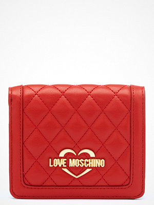 Plånböcker - Love Moschino Quilted Wallet
