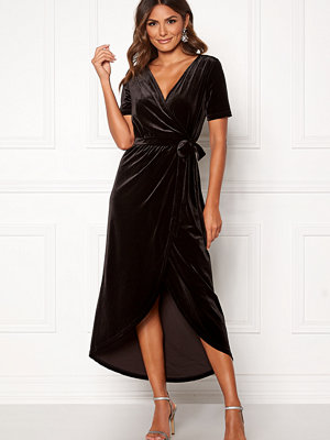 Object Noreena 3/4 Wrap Dress
