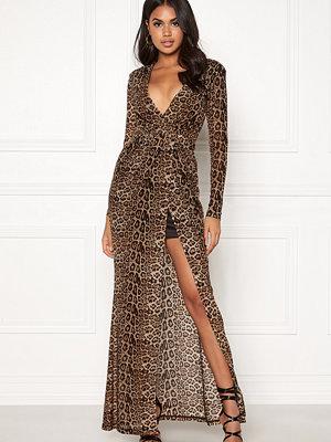 Bubbleroom Lene leo dress