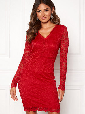 Vero Moda Lucia LS Short Dress Boo