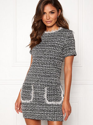 Girl In Mind Hallie Tweed Shift Dress