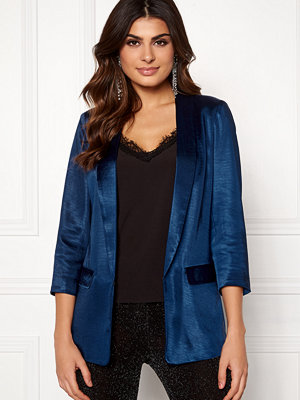 co'couture Andrea Sateen Blazer