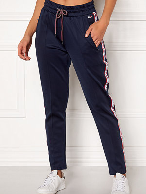 Tommy Jeans marinblå byxor Tracksuit Pant