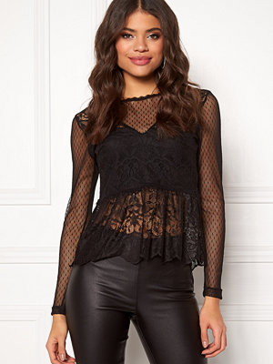 Only Sam L/S Lace Top