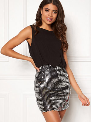 Girl In Mind Rachel Sequin Mini Dress