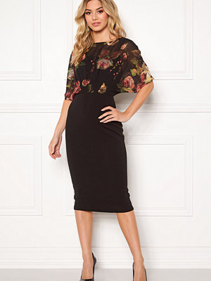 Girl In Mind Felicity Print Midi Dress