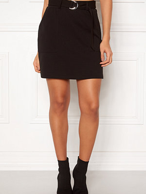 New Look Scuba Crepe Skirt