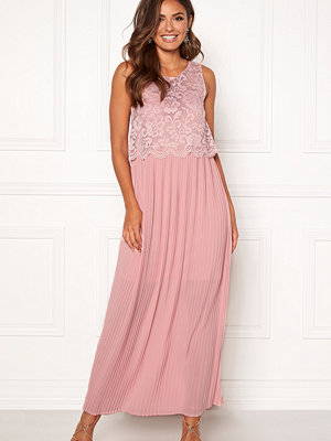 Happy Holly Blanche occasion maxi dress