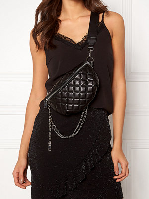 Steve Madden svart väska Mandie Bag